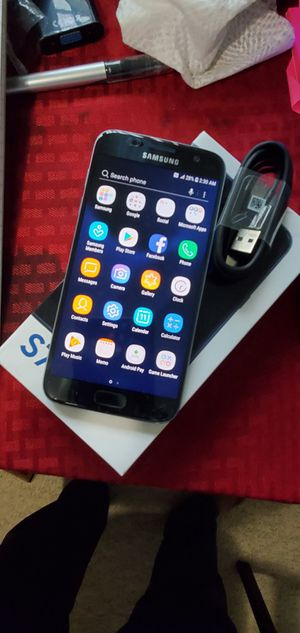 """Samsung Galaxy S7 32GB,, """"Factory Unlocked Condition Excellent"""" (Like Almost New) for Sale in Springfield, VA"""