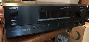 Onkyo av Receiver HT-R490 for Sale in Lanham, MD