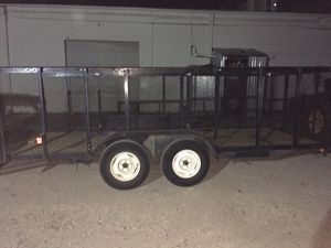 16ft trailer for Sale in Houston, TX