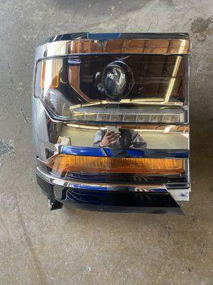 2016-2018 Silverado Headlights Grille Hood Bumper for Sale in Paramount, CA