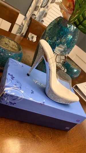 Bikini competition heels size 7 for Sale in Manassas, VA