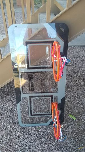 ESPN double basketball hoop for Sale in Mesa, AZ