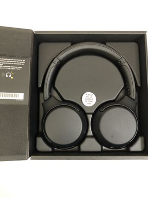 Sony - WH-XB700 Wireless On-Ear Headphones - Black for Sale in Garland, TX