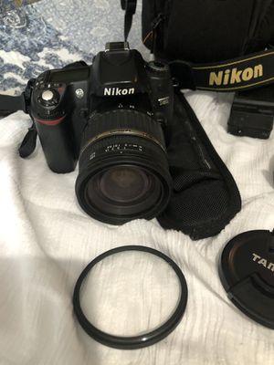 D80 DSLR Camera with Af 17-50mm lens for Sale in Selma, TX