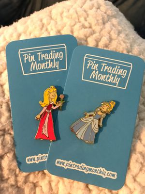 Disney pins for Sale in Fresno, CA