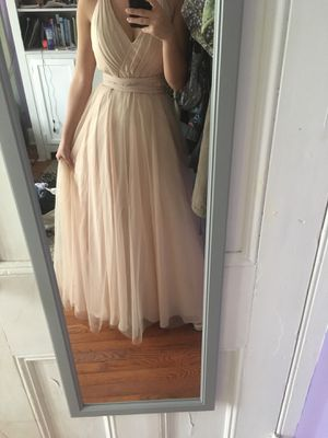 prom dress size 4 for Sale in Red Bank, NJ