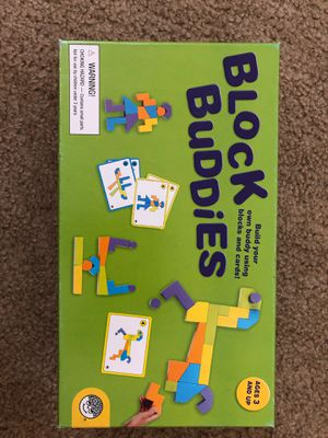 Block Buddies Puzzle/Game for Sale in Stockton, CA