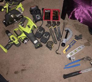 Power tools and tools for Sale in Tucson, AZ