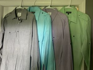 Long sleeve shirts Express for Sale in Cadwell, GA