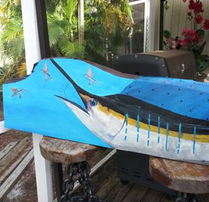 Sailfish Chasing Flyers Patio Boats for Sale in Pompano Beach, FL