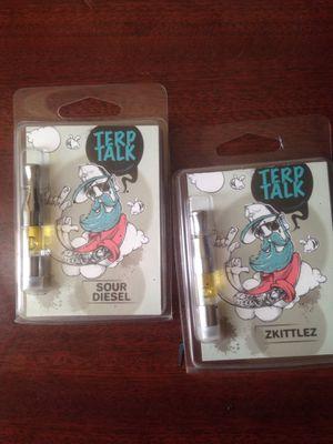 Terp talk cartridges for Sale in Detroit, MI