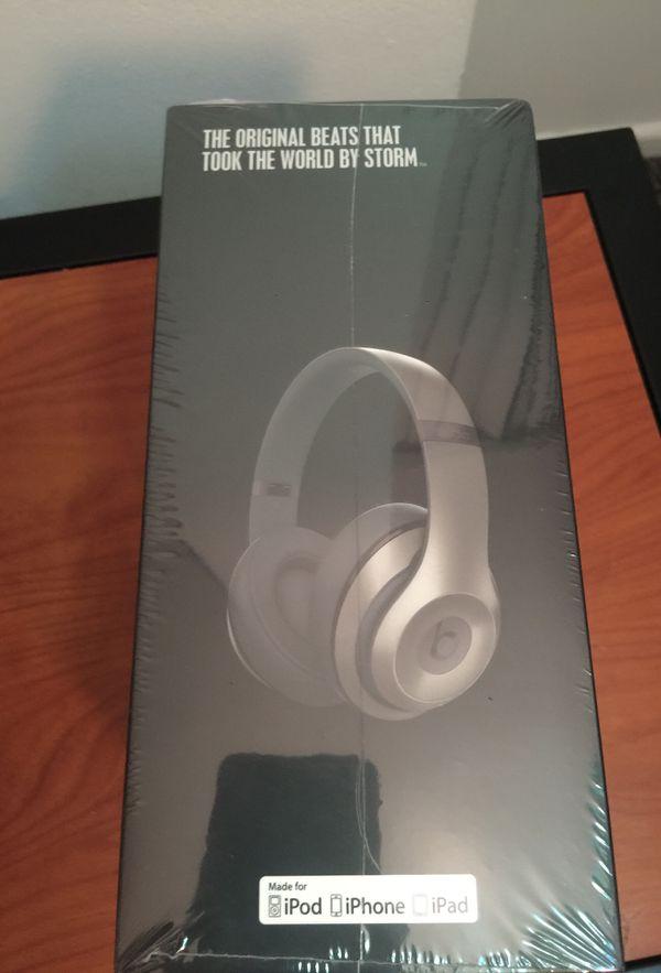 Beats Studio 2 Titanium (Wired) - Brand New Unopened