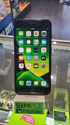 Iphone 7 plus 256GB UNLOCKED for Sale in Los Angeles, CA