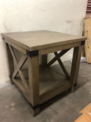 Signature by Ashley side table for Sale in Las Vegas, NV