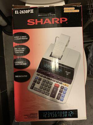 Printing calculator for Sale in Dallas, TX