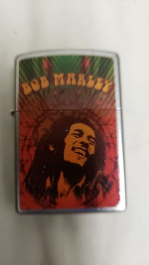 Zippo Bob Marley used once for Sale in Torrance, CA