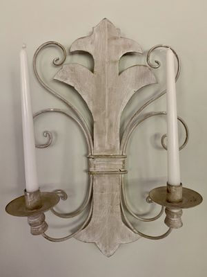 Candle Wall Sconce from Wisteria for Sale in West York, PA