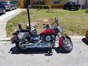 Motorcycle Yamaha 2001 650 Classic Cruise for Sale in St. Petersburg, FL