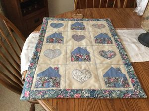 Amish hanging quilt for Sale in Olympia, WA