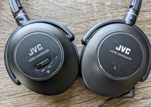 JVC Noise Cancelling Headphones for Sale in Norwood, MA