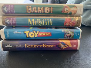 Disney VHS classics for Sale in San Diego, CA