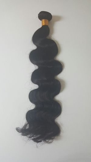 Brazilian virgin human hair bodywave 22 24 26 300g for Sale in Lanham, MD