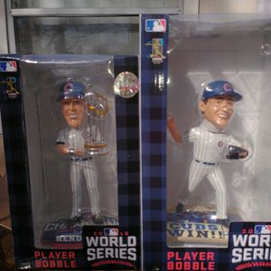 2016 Chicago Cubs Kyle Hendricks Bobblehead for Sale in Chicago, IL