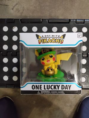 A Day With Pikachu: One Lucky Day for Sale in Cranston, RI