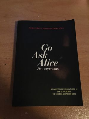 Go Ask Alice book for Sale in Compton, CA