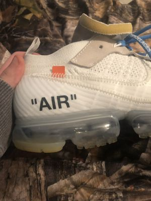 Off White Vapormax for Sale in Byron Center, MI