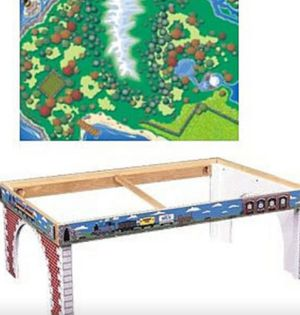 Thomas and Friends train table and play board for Sale in Schaumburg, IL