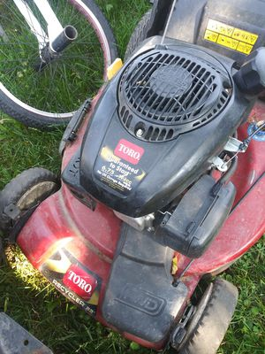 2 Toro self-propelled lawn mowers with Kohler engines for Sale in Warren, MI