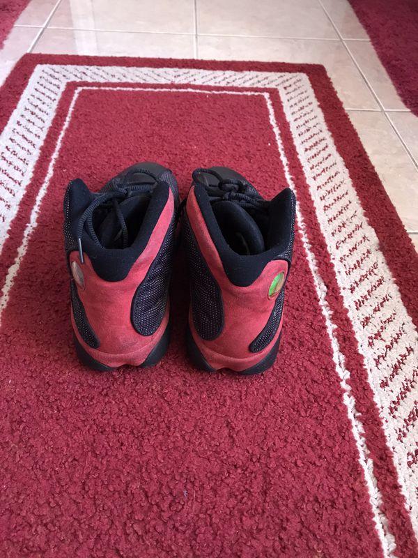 Jordan 13 bred size 9.5