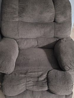 Free Reclining Sofa for Sale in St. Petersburg,  FL