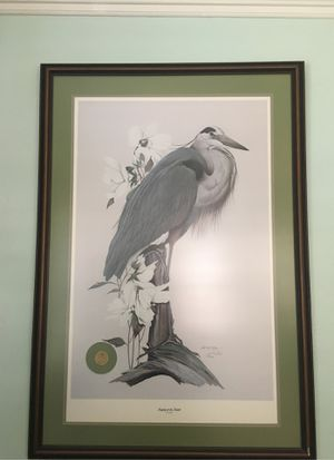 Art LeMay Majesty of the Marsh for Sale in Lakeland, FL