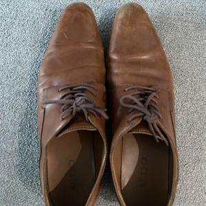 Aldo Brown Men's Dress Shoes Size 14 Tall Men for Sale in Miami, FL
