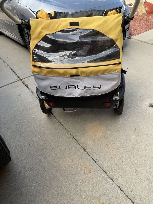 BURLEY two-seater