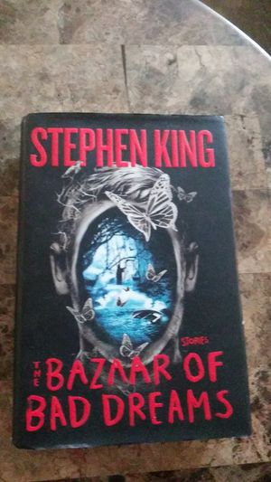 Stephen King hard cover book for Sale in Riverside, CA