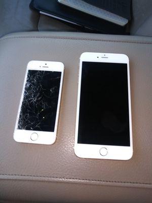 IPhone 5 and 6 plus for Sale in Atlanta, GA