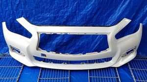 2014 2015 2016 2017 2018 INFINITI Q50 FRONT BUMPER COVER WHITE for Sale in Fort Lauderdale, FL