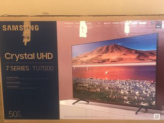 Samsung Smart 50 Inch Brand New in Box for Sale in Sunrise Manor,  NV