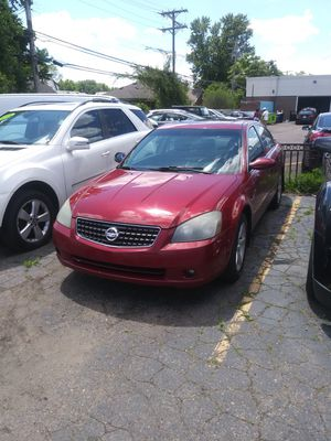 Nissan Altima for Sale in Detroit, MI