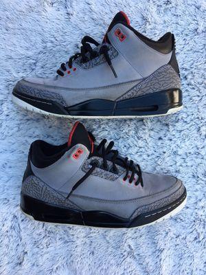 Jordan 3 Stealth Size 11 for Sale in Dallas, TX
