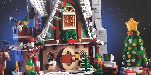 LEGO Elf Club House Building Kit 10275 for Sale in Morgan Hill,  CA