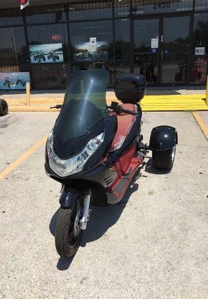 50cc scooter ice bear trike for Sale in Dallas, TX