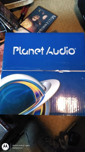 (2) Planet Audio 10 inch subwoofer for Sale in Nitro, WV