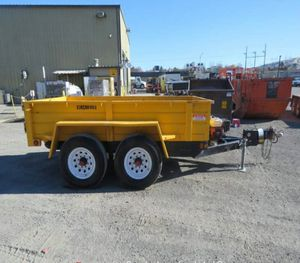 Dump utility Trailer Year-2013 for Sale in New York, NY