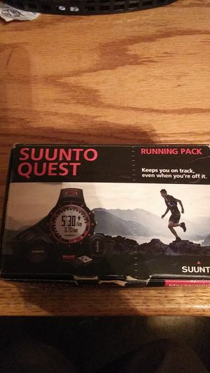 Suunto Quest running pack for Sale in Wenatchee, WA