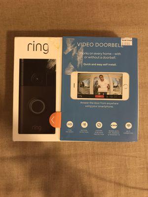 Ring Video Doorbell for Sale in Windermere, FL