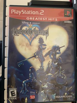 Playstation2 kingdom hearts for Sale in South Gate, CA